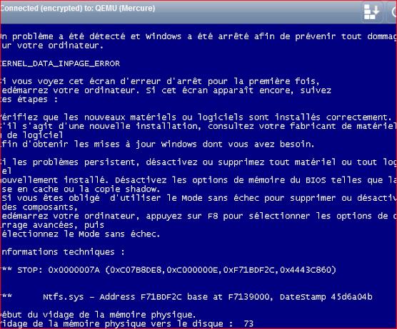 Windows KERNEL_DATA_INPAGE_ERROR